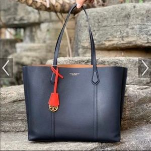 Tory Burch  NWT black leather bag